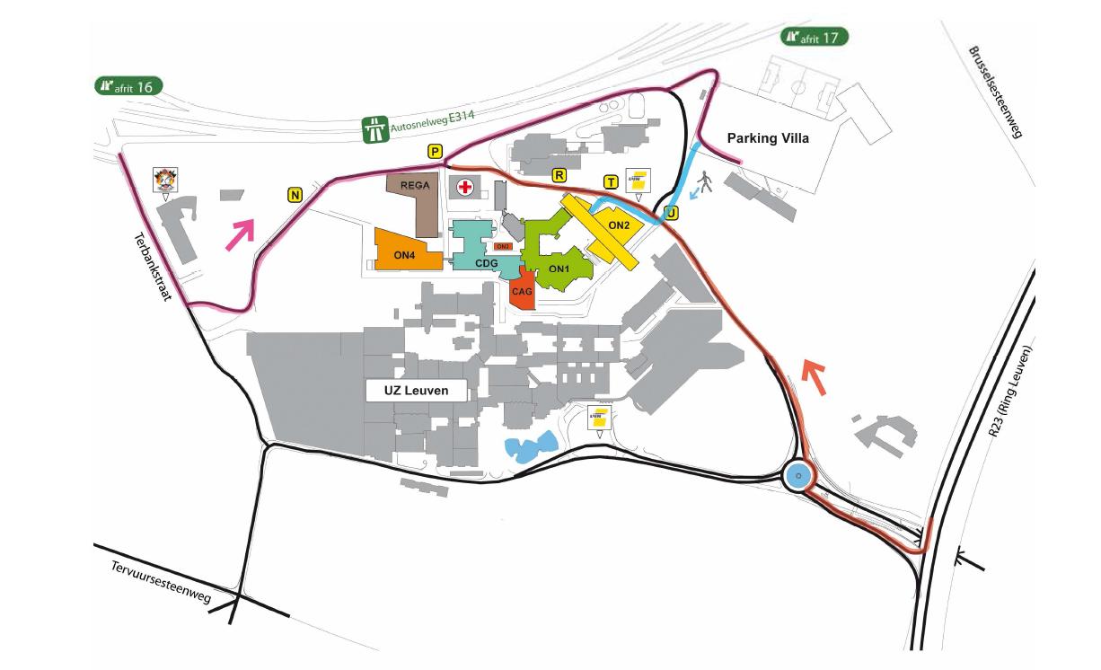 Location KU Leuven congressen